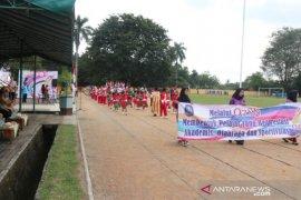 Ratusan atlet berlaga di O2SN tingkat Kabupaten Bangka