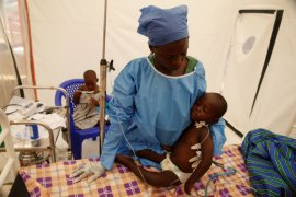 Kongo catat 27 kasus baru Ebola dalam sehari