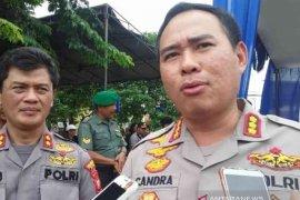 1.278 personil kepolisian Bekasi kawal May Day