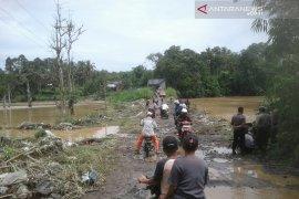 Sekda: Jalan langganan banjir di Kepahiang akan ditinggikan