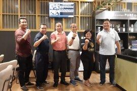 I-Media hadir di The Gade Cafe Pegadaian Ambon