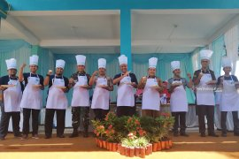 PLN holds men only cooking competition
