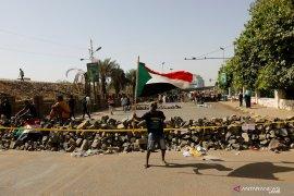 Pasukan Sudan serbu kamp pemrotes, sembilan  orang tewas