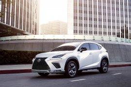Toyota akan produksi Lexus NX SUV di Kanada