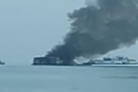 ANTARA TV - PT Timah Investigasi Kebakaran Kapal Isap
