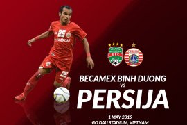 Klub Vietnam pastikan Persija tersingkir dari Piala AFC 2019