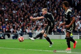 Ajax kalahkan Tottenham 1-0 di semifinal Liga Champions