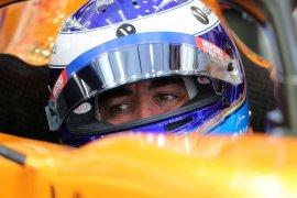 Alonso ungkap mobil baru McLaren Indy 500 dan incar triple crown