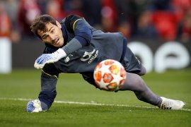 Waduh, Kiper Porto Iker Casillas alami serangan jantung ketika latihan