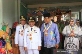 Paman Birin Apresiasi Pembangunan di Kabupaten HSU