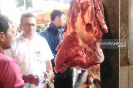 Harga daging sapi potong di Pontianak masih stabil Rp120.000/kilogram