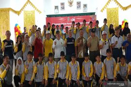 302 paralympic athletes compete in students game