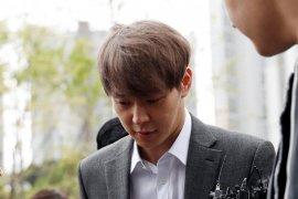 Aktor Korea Park Yoo-chun diminta bayar kompensasi ke korban pelecehan