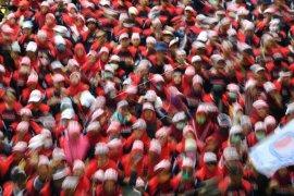 Jokowi janji lindungi buruh tetap berpenghasilan saat wabah COVID-19