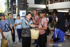 Wali Kota hadiri peringatan hari buruh