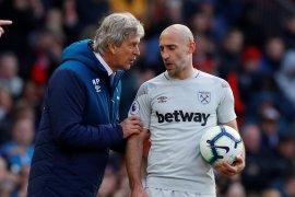 Pablo Zabaleta perpanjang kontrak di West Ham