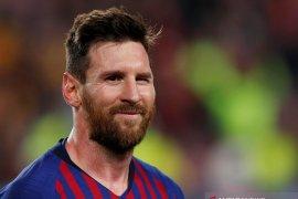 Leonel Messi kritik perlakukan suporter Barcelona terhadap Coutinho