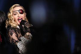 Madonna selipkan pesan perdamaian Israel- Palestina di Eurovision 2019