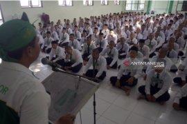 Ratusan kader Ansor ikuti seleksi program magang ke jepang
