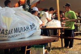 Stok beras Purwakarta dipastikan aman hingga Lebaran