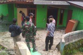 BPBD dan relawan sisir permukiman terdampak pergeseran tanah