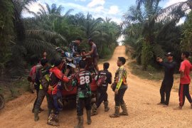 Star Ngerunsa sambangi Trapak Community di Sungai Ayak