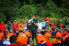 Bima Arya beri motivasi 272 Ketua OSIS se-Indonesia