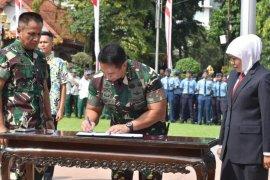 Tingkatkan kualitas SDM, TNI AD-Pemprov Jatim sepakat bersinergi