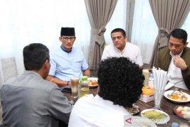Sandi: Ke Aceh untuk ucapkan terimakasih