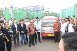 Kota Bekasi jadi pelopor angkot berbasis online