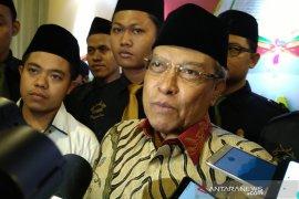 Said Aqil: multaqo ulama bukan pertemuan politik