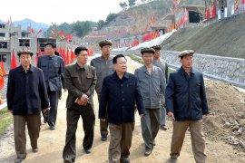 Korea Utara tembakkan rudal  jarak-dekat ke Laut Timur