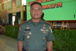 Kodim 1207 BS Pontianak latih dan siapkan pemuda masuk TNI