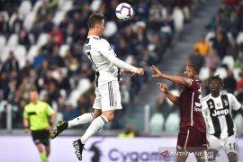 Juventus hambat ambisi Torino masuk empat besar