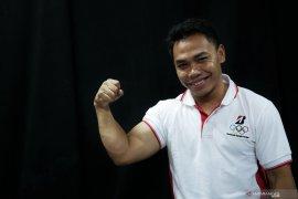 Eko Yuli fokus mengejar poin kualifikasi Olimpiade