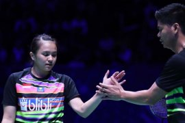 Praveen/Melati gagal juara New Zealand Open 2019