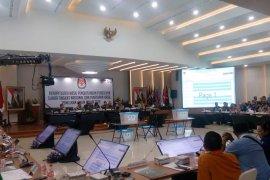 Jokowi-Ma'ruf dan Prabowo-Sandi di Tunisia imbang