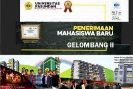 Universitas Pasundan buka penerimaan mahasiswa baru gelombang II