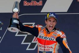 Tekanan batin tak goyahkan semangat Marquez untuk taklukan Jerez