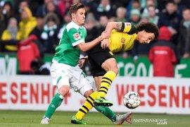 Dortmund ditahan imbang Bremen 2-2