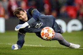 Casillas tetap masuk daftar pemain Porto meski sempat alami serangan jantung