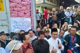 Mentan gelontorkan bawang putih impor guna stabilkan harga jelang Ramadhan