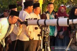 Tim Rukyatul: Hilal tidak terlihat di Belitung