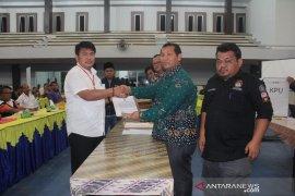 Di Tapteng pasangan Jokowi-Ma'aruf unggul 75,2 persen