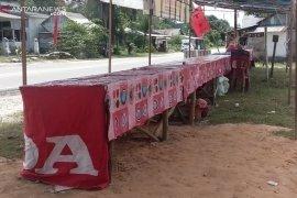Lapak pasar Ramadhan mulai bermunculan di Penajam