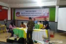 Hasil Pleno KPU, Prabowo unggul di Labura