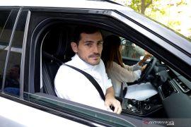 Setelah terkena serangan jantung, Casillas berniat pensiun