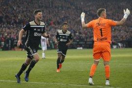 Ajax juara Piala Belanda setelah gilas Willem 4-0