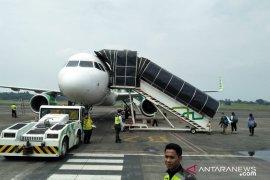 Citilink terbang pertama ke Bandara Internasional Yogyakarta