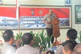 """Polres Gianyar luncurkan """"e-Reskrim"""" pertama di Indonesia"""